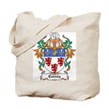 Carney Coat of Arms Tote Bag