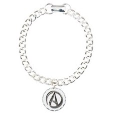 International Atheism Symbol Bracelet