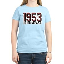 1953 Original Women's Pink T-Shirt