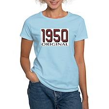 1950 Original Women's Pink T-Shirt