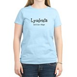 Dyslexia for Wimps T-Shirt