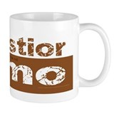 Older Than Dirt (Latin) Coffee Mug