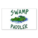 Swamp Paddler II Decal
