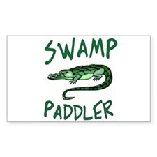 Swamp Paddler III Decal