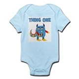 Cute Twin thing Infant Bodysuit