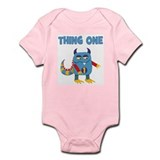 Boy girl twins Onesie