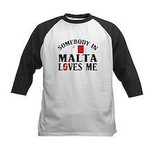 Somebody In Malta Tee
