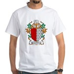 Blanchfield Coat of Arms White T-Shirt