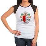 Blanchfield Coat of Arms Women's Cap Sleeve T-Shir