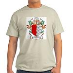 Blanchfield Coat of Arms Ash Grey T-Shirt