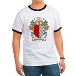 Blanchfield Coat of Arms Ringer T