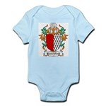 Blanchfield Coat of Arms Infant Creeper