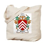 Bladen Coat of Arms Tote Bag