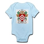 Bladen Coat of Arms Infant Creeper