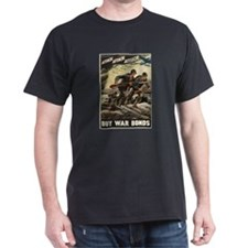 Attack Black T-Shirt