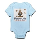 Unique Future teacher Infant Bodysuit