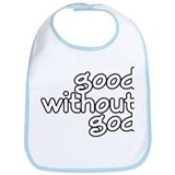 Good Without God Bib
