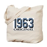1963 Original Tote Bag