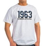 1963 Original Ash Grey T-Shirt