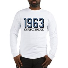 1963 Original Long Sleeve T-Shirt