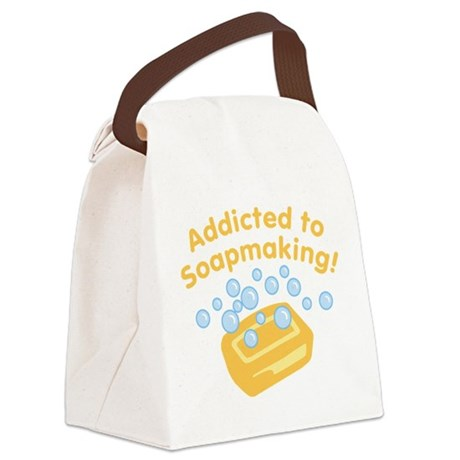 ad-to-soapmaking_tr.png Canvas Lunch Bag