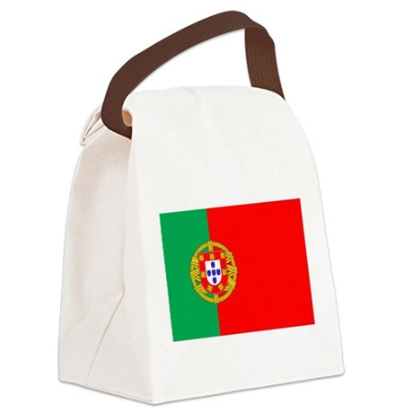 portuguese_flag.gif Canvas Lunch Bag