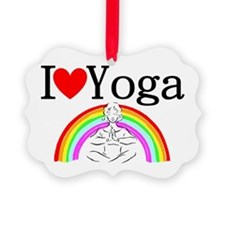 YOGA Ornament