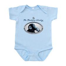 The Thinking Monkey Infant Bodysuit