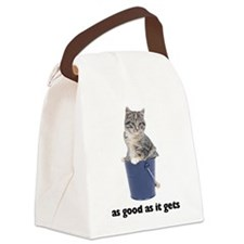 FIN-tabby-gray-good.png Canvas Lunch Bag