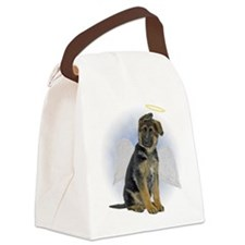 FIN-german-shepherd-angel.png Canvas Lunch Bag