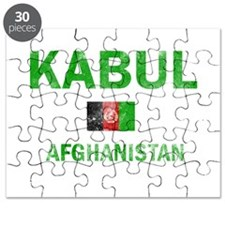 Kabul Afghanistan Designs Puzzle