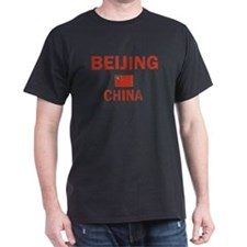 Beijing China Designs T-Shirt