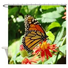 BUTTERFLY LOVER Shower Curtain