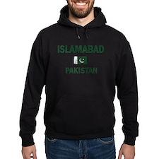 Islamabad Pakistan Designs Hoodie