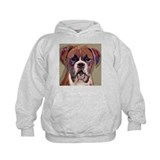 Boxer Dog Hoodie