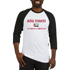 Abu Dhabi United Arab Emirates Designs Baseball Je