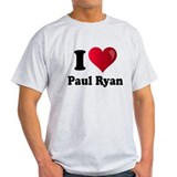 I Heart Paul Ryan T-Shirt