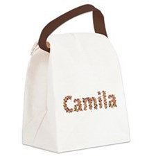 Camila Canvas Lunch Bag