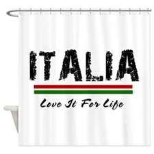 Itala~Love It For Life 2556x2592.png Shower Curtai