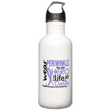 Hero In Life 2 Esophageal Cancer Water Bottle