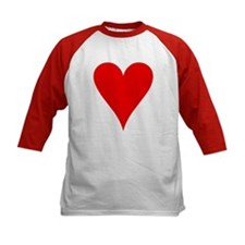 Hearts Playing Card Symbol Tee