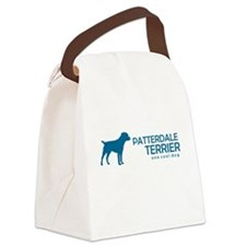 "Patterdale Terrier ""One Cool Canvas Lunch Bag"
