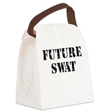 Future SWAT Canvas Lunch Bag