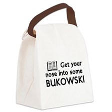 Bukowski Canvas Lunch Bag