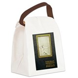 Mikhail Mordkin Russian Ballet Canvas Lunch Bag