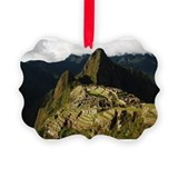 Machu Picchu - Christmas Eve 2008.jpg Ornament