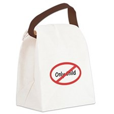 Only Child X Canvas Lunch Bag