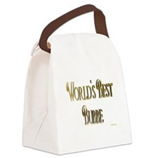 Wold's Best Bubbe Canvas Lunch Bag
