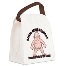 MMA Baby Canvas Lunch Bag