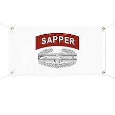Sapper CAB Banner